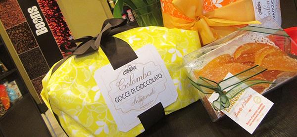 """Frohe Ostern mit dem """"Colomba Pasquale"""" - dem traditionellen italienischen Osterkuchen!"""