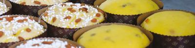 Traditionelle Italienische Süßigkeiten