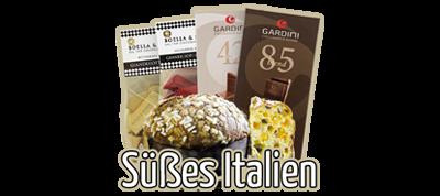 Süße italienische Spezialitäten von EtnaDolce und Boella&Sorrisi