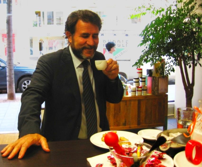 Carlo Grenci - Espresso at Beans