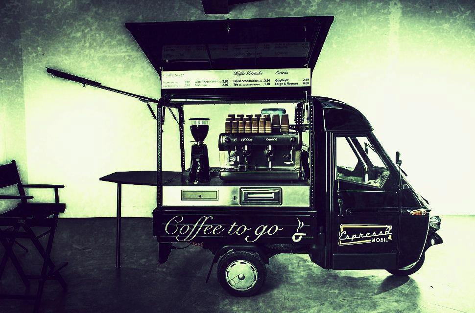 Beans Espressomobil Wien