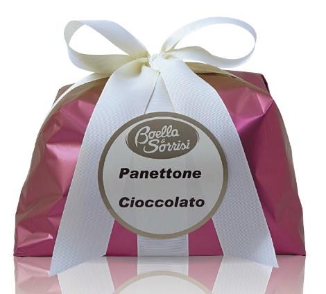 Panettone mit Schokolade aus Italien bei Beans Kaffeespezialitäten Wien