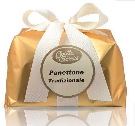 Panettone tradizionale aus Italien bei Beans Kaffeespezialitäten Wien