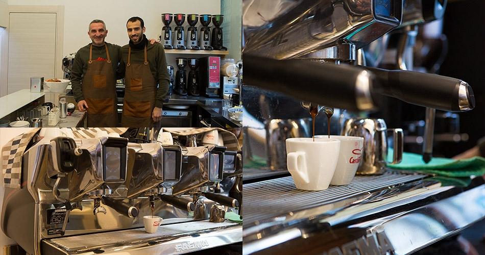 Caffè Castorino in Salerno