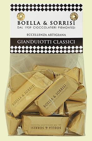 Gianduiotti Classici bei Beans Kaffeespezialitäten Wien kaufen!