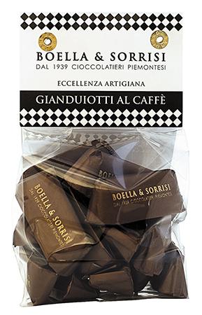 Gianduiotti al Caffe
