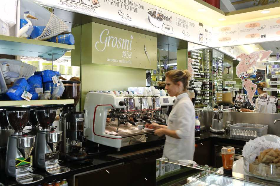Espresso Bar Grosmi in Sacile