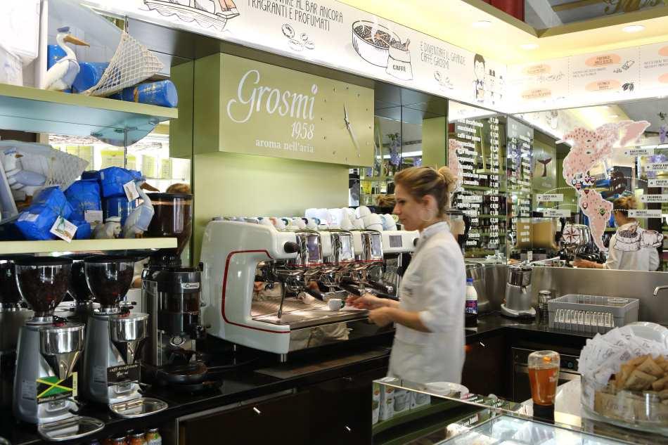 Espresso Bar Grosmi in Sacile