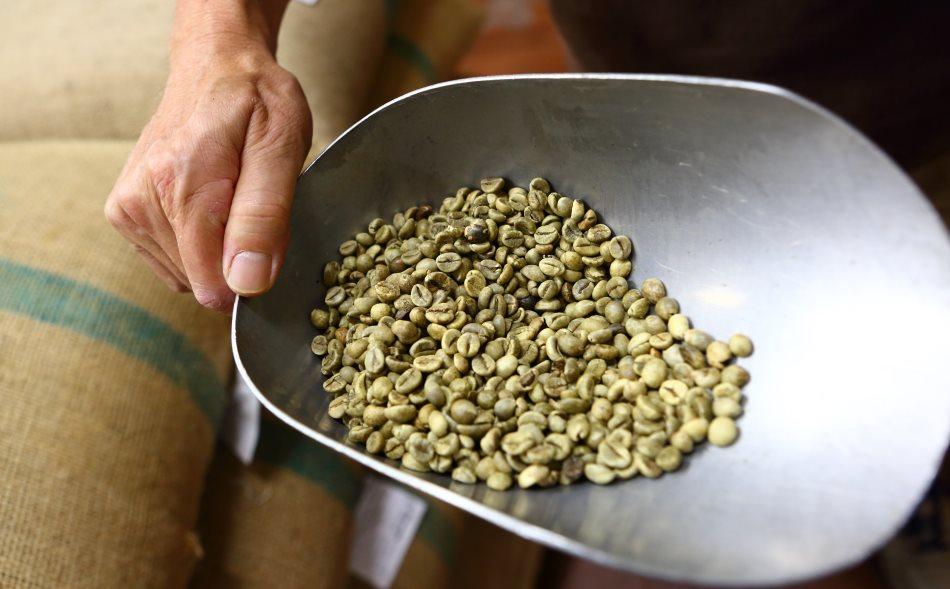Caffè Grosmi Rohbohnen