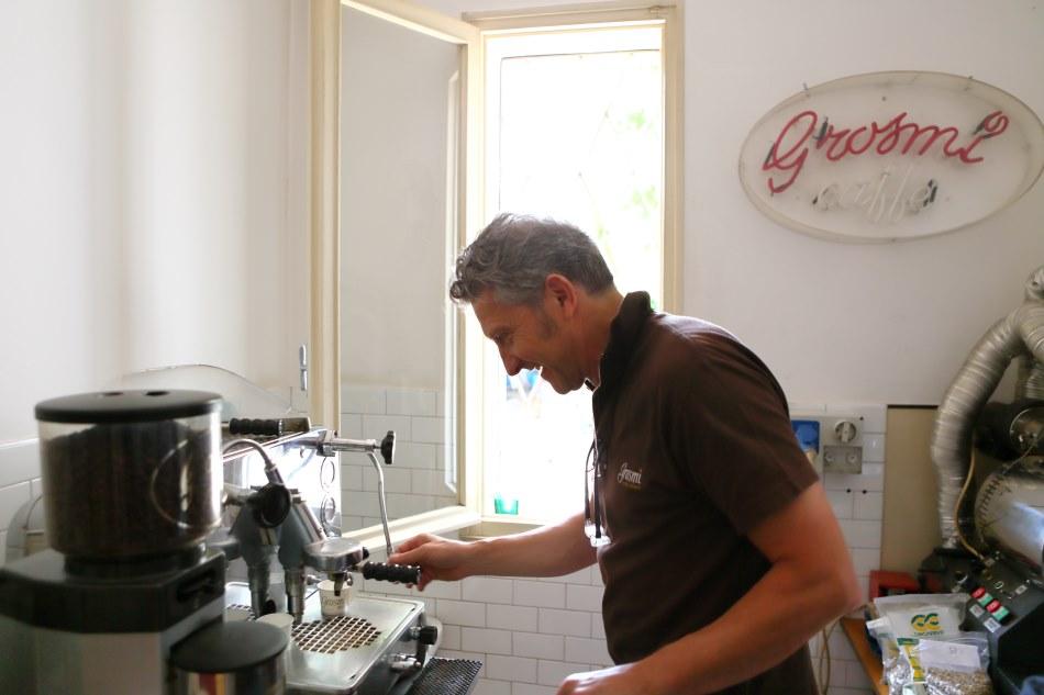 Caffe Grosmi in Sacile