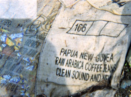 Papa New Guinea Coffee