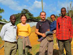 Familie Zwickelstorfer in Aethiopien