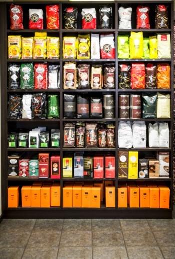 45 Kaffeesorten Beans Wien Österreich