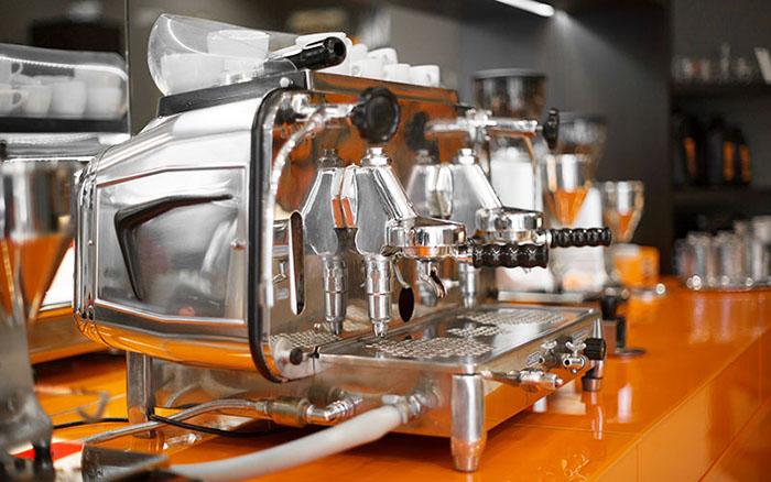Kaffeeverkostung bei Beans Kaffeespezialitäten Wien
