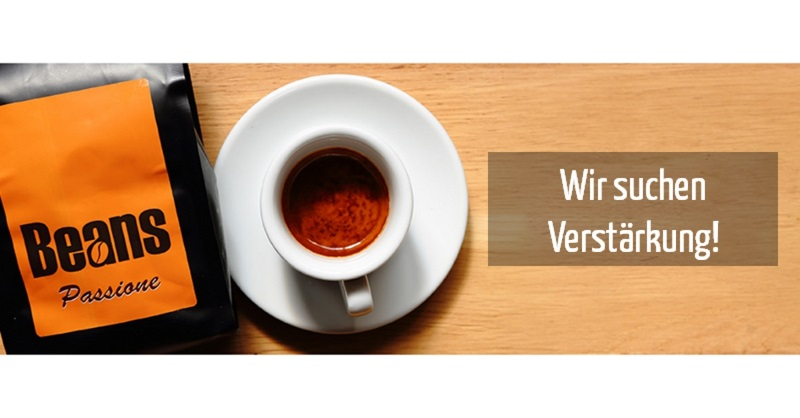 Beans Kaffeespezialitaeten Wien sucht Verstärkung