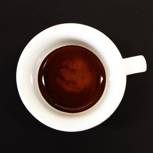 Over-extracted Espresso