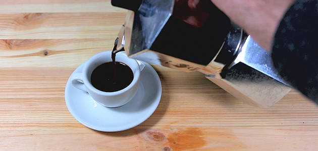 Brewing Guide Moka Pot - Enjoy your coffee
