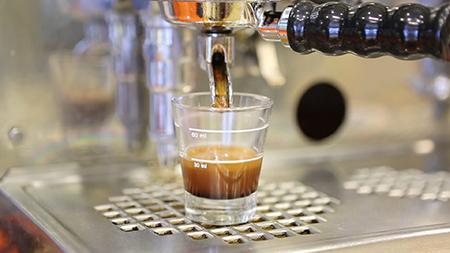 Caffè Lungo Zubereitung