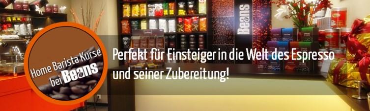 Home Barista Kurse bei Beans in Wien