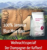 Jamaica Blue Mountain Kaffee bei Beans Kaffeespezialitäten Wien