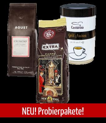 Beans Kaffee Wien Probierpakete