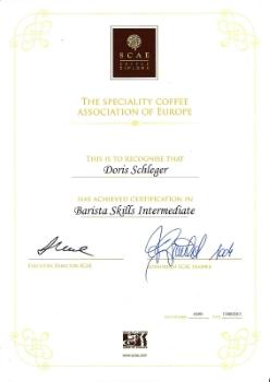 SCAE Certified