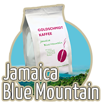 100% Jamaica Blue Mountain Coffee Beans
