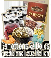 Panettone & Dolce aus Italien
