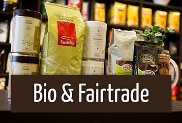 Bio und Fair Trade Kaffee