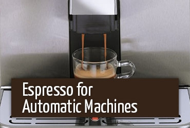 Coffee for fully automatic Espressomachines