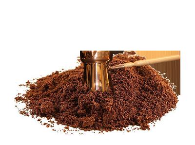 Kaffee gemahlen für türkische Kaffeekannen Cezve/Ibrik im Shop in Wien und Online erhältlich