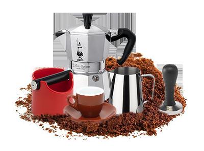 Kaffeezubehör im Shop in Wien und Online erhältlich