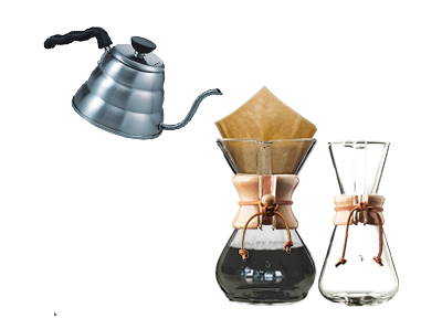 coffee makers for drip brew / filter coffee