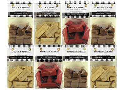 Süße Spezialitäten von Etna Dolce und Boella & Sorrisi im Shop in Wien und Online erhältlich