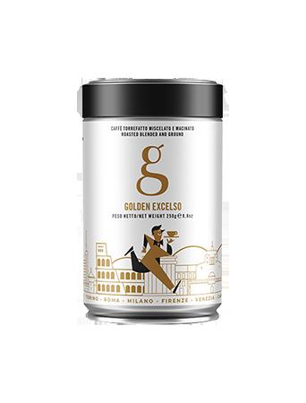 Golden Brasil Coffee gemahlen bei Beans Kaffeehandel Online und im Shop in Wien 1030 erhältlich