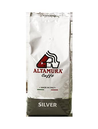 Altamura Silber – 60% Arabica aus Neapel