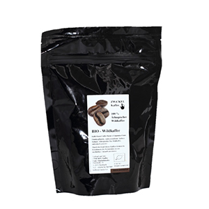 Zwickel Bio Wildkaffee